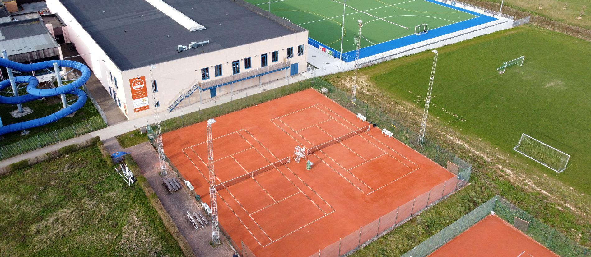 Tournoi amical Tennis Enghien