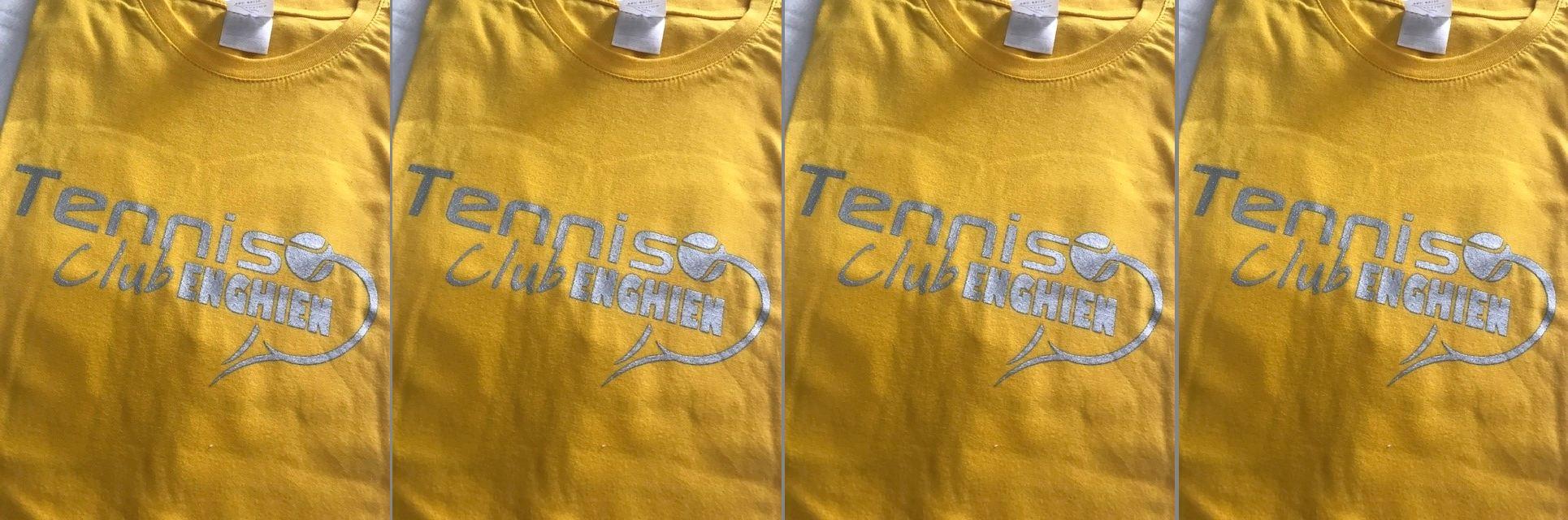 T-Shirt Tennis Enghien 2021