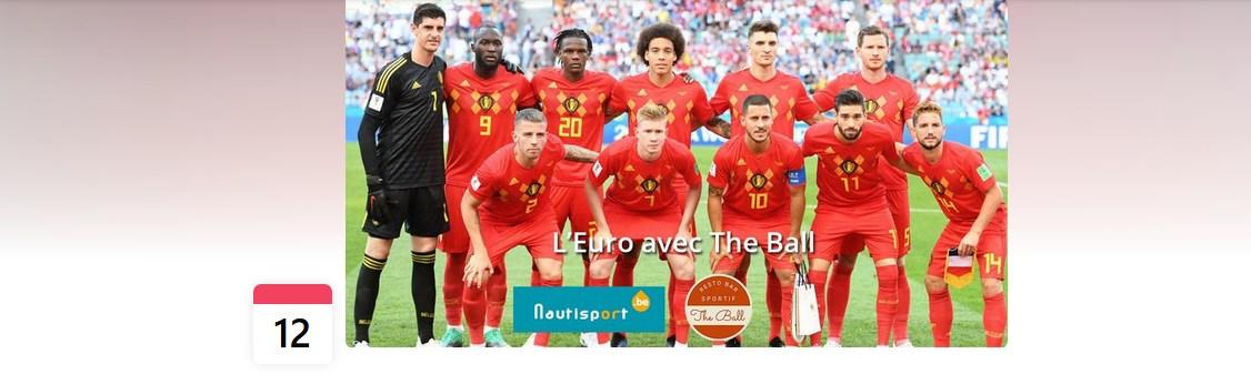 L'euro avec The Ball