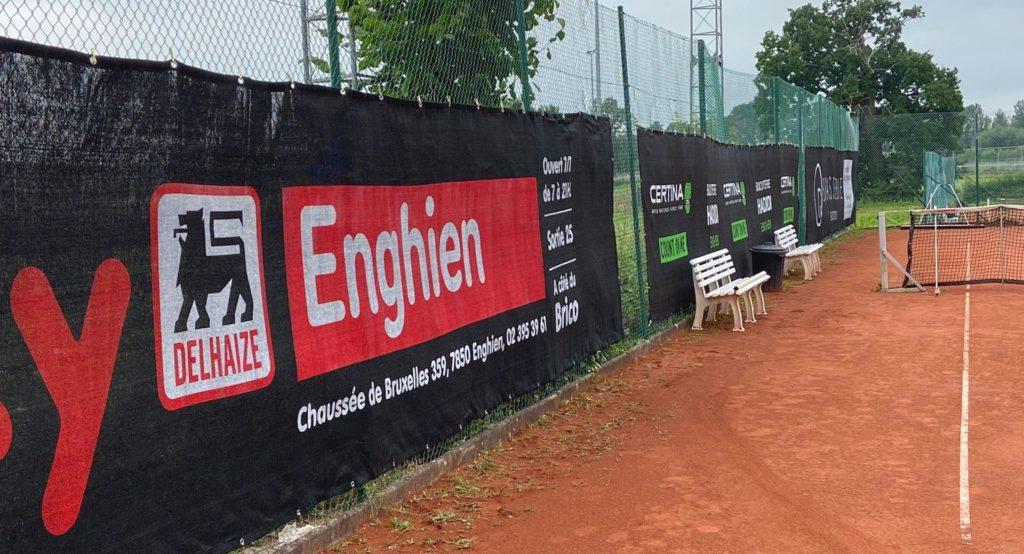 Tennis Enghien - sponsors